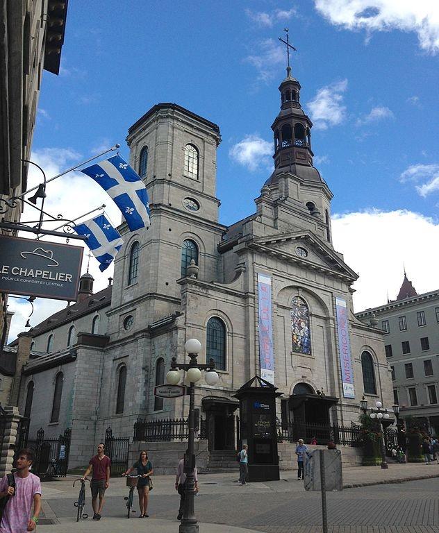 ケベック、ノートルダム大聖堂