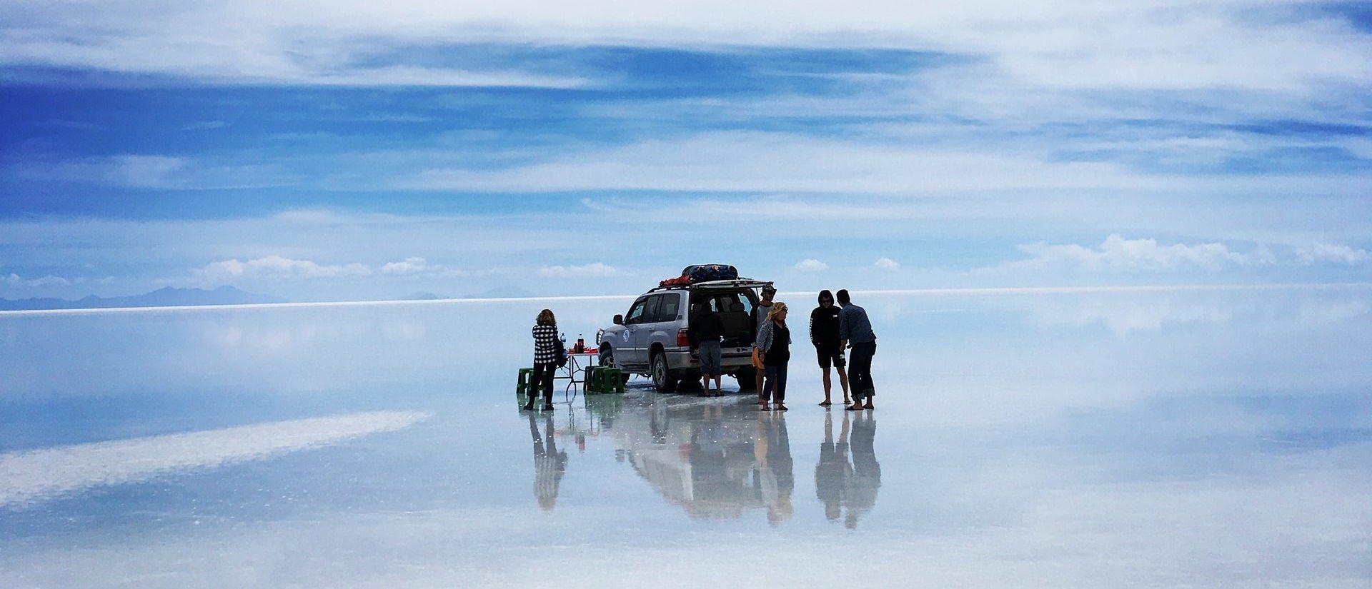 中南米地域の旅行先一覧